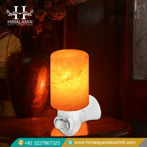 himalayan salt night light plug in