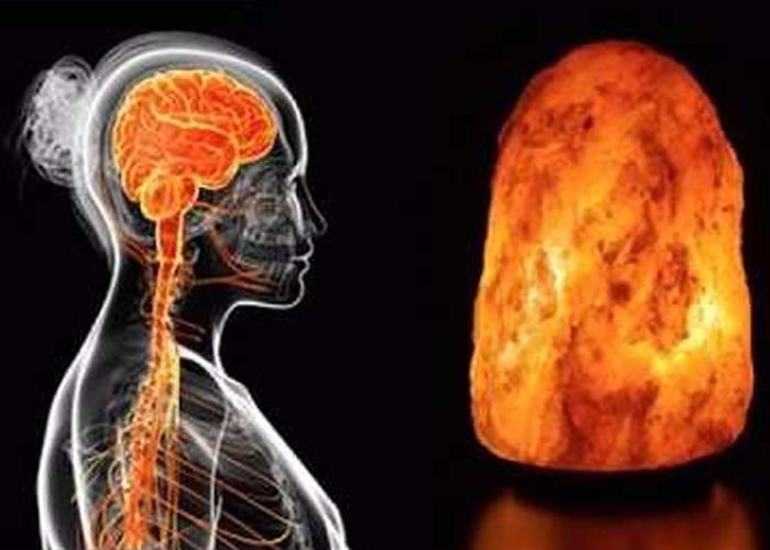 health benefits of salt lamps