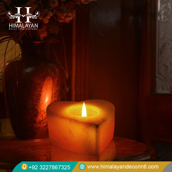 Heart Shape Candle Holder