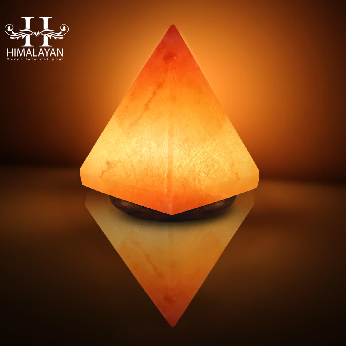 Himalayan Salt Lamp Decor