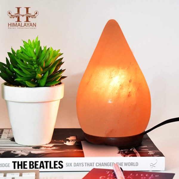 Crystal Salt Lamp