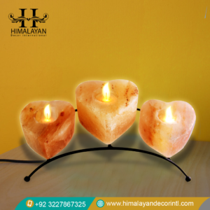 himalayan salt candle holder benefits