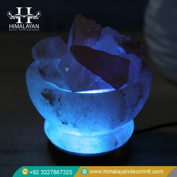 Bowl Salt Lamps