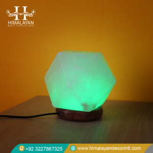 Diamond Salt Lamps