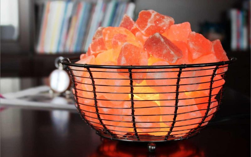 The Best Basket Himalayan Salt Lamps and their Features