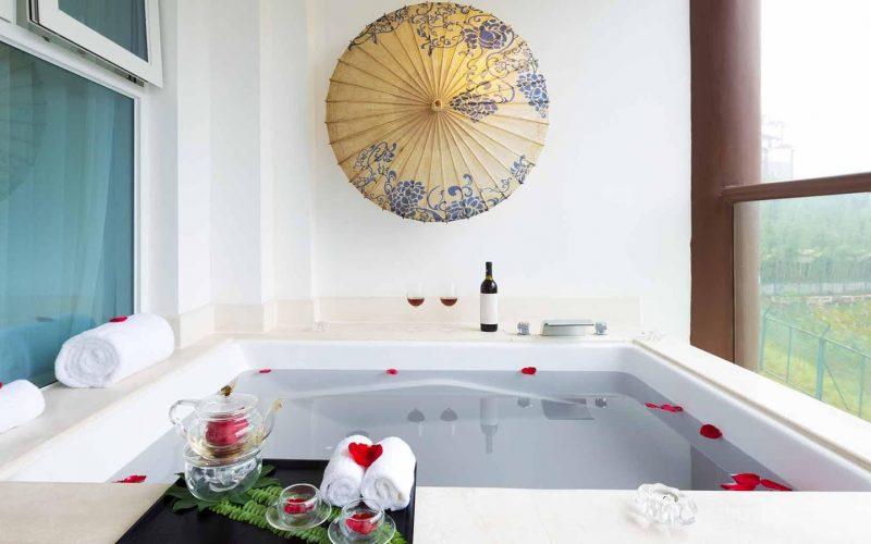 Himalayan Natural Salt Detox Bath Recipes