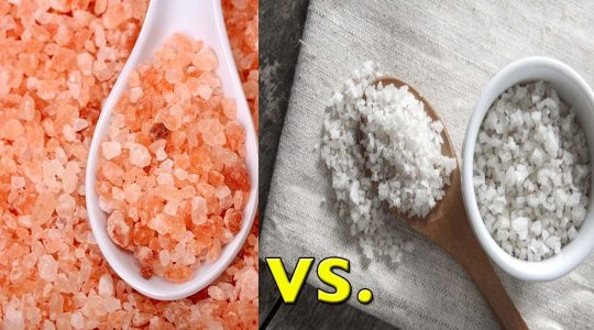 pink salt benefits