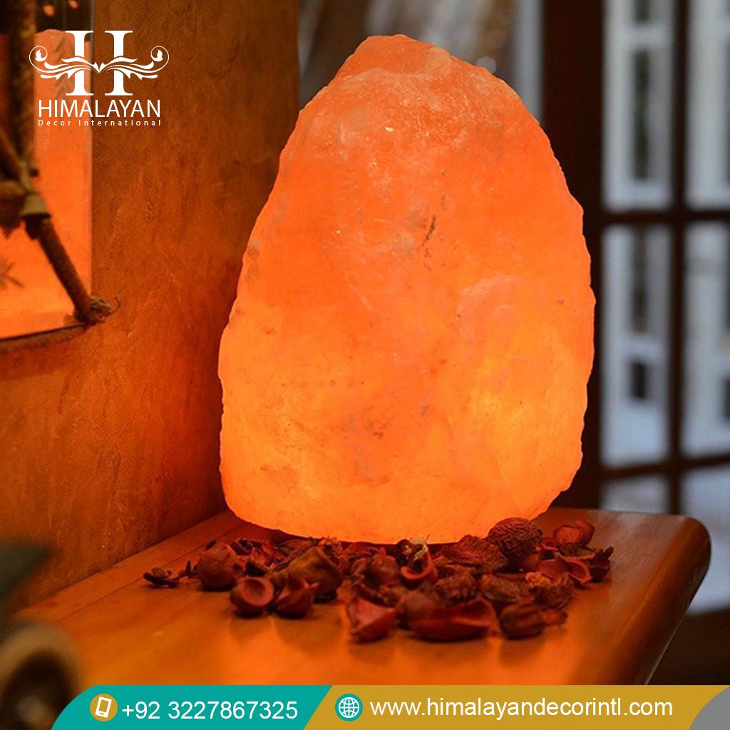 Himalayan Salt Lamp Natural Shape Extra Large